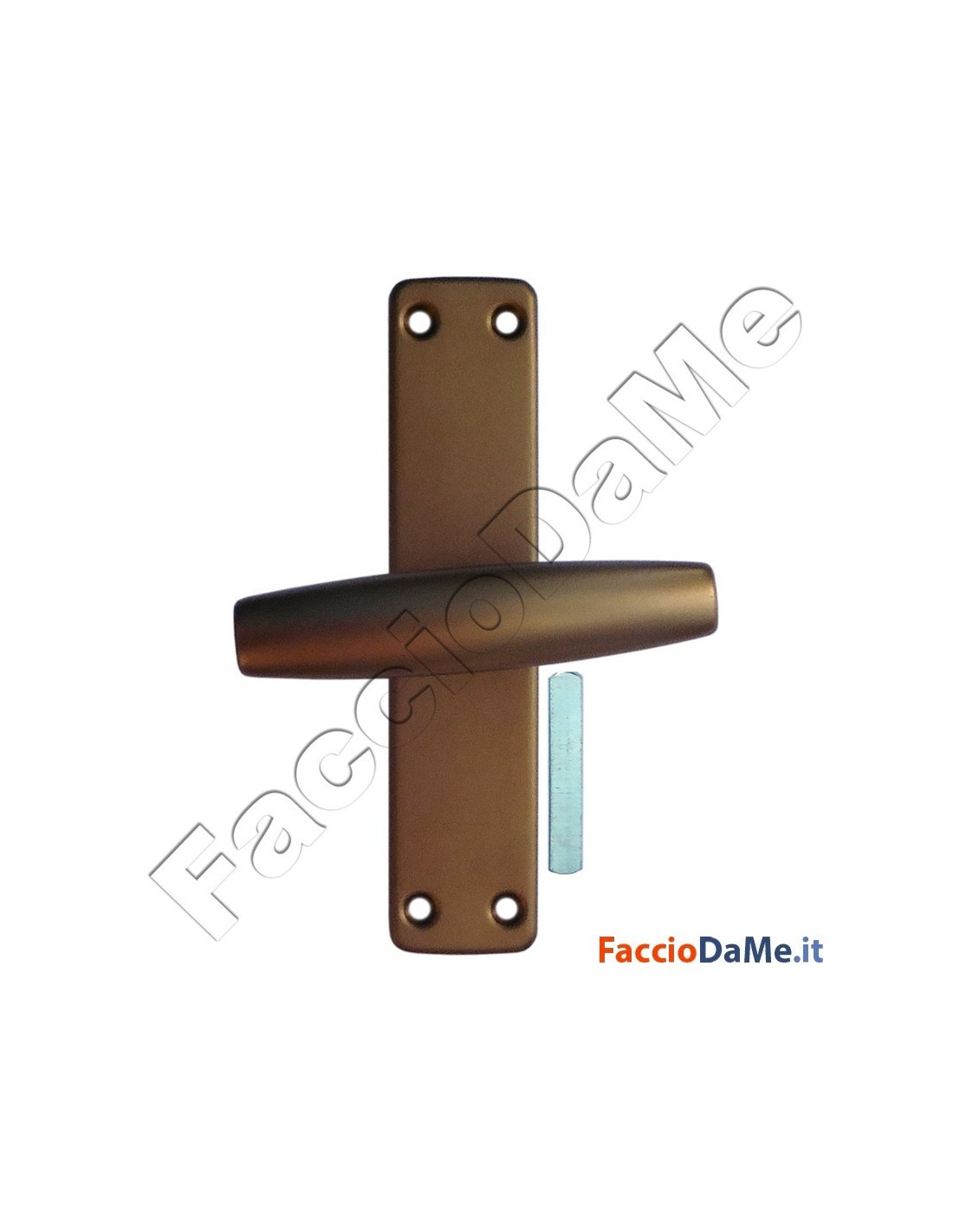 Maniglie cremonesi per porte e finestre serie standard in - Maniglie per finestre ...