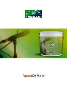 Effetto Decorativo Tassani EPIX Micrometallico Finitura ad Acqua Vari Colori 1 litro