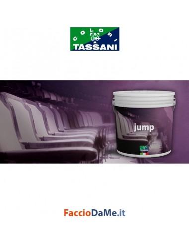 Effetto Decorativo Tassani JUMP Sabbiato Finitura ad Acqua BASE ORO 1 litro