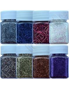 Glitter Mania per Effetti Brillantini Colorati Confezione da 30 gr Vari Colori