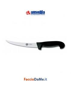 Coltello per Scarnare Professionale Curvo Flessibile Inox 15 cm Ausonia 67437
