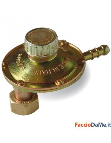 Regolatore Gas GPL con Attacco Verticale Serie LP060 LP060T26-02A