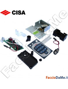 Set Kit di Conversione CISA da Casseforti Digit a Casseforti Digit Vision 6v