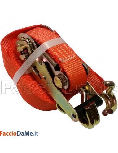 Cinghia Cinghie Kit Sistema di Ancoraggio a Gancio Uncino Load-Lok 64861