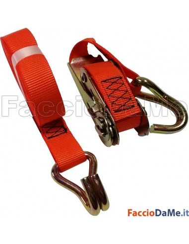 Cinghia Cinghie Kit Sistema di Ancoraggio Hobbystico Load-Lok 64859