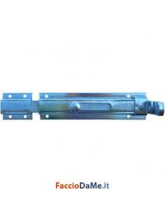 Catenaccio Portalucchetto Zincato da Avvitare Pesante 300mm Art.286