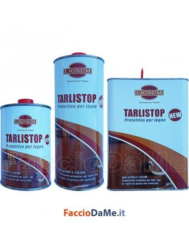 Trattamento Protettivo per Legno Antitarlo Tarlistop Lignum Multichimica