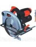 Sega Circolare Portatile con Guida di Appoggio 1300 watt Axel FU20280