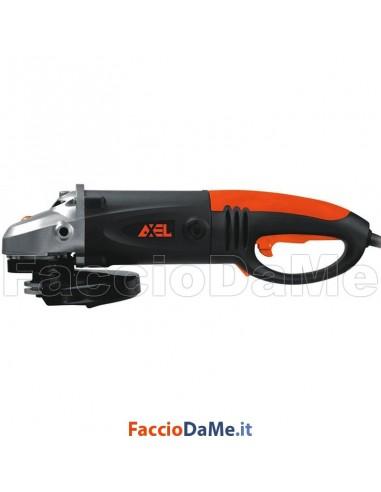 Smerigliatrice Angolare 2000 watt Diametro Disco 230 mmm Axel FU20251