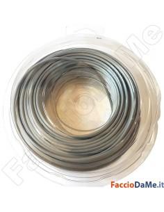Filo Decespugliatore Professionale Quadro 46m Ossido di Alluminio Aloxid Maniver