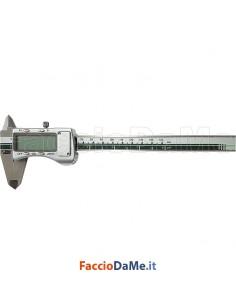 Calibro Digitale con Preset in Metallo Inox Campo di Misura 150mm IDF 05.03612