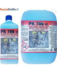 Disincrostante Detergente per Pulire Beole Graniti Mattoni Cotto 1lt 5lt PK709TF
