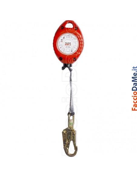 Dispositivo Anticaduta Retrattile Tessile Industrial Starter AKTESS035