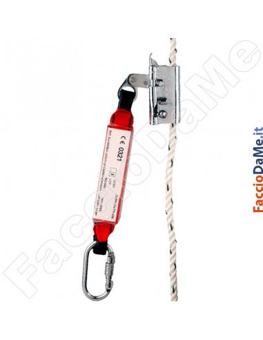 Dispositivo Anticaduta Scorrevole ed Apribile con Arresto Industrial Starter AK2000B