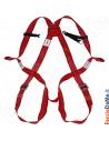 Imbracatura Dorsale Sternale Akrobat Sicurezza EN361 Industrial Starter AK003