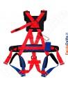 Imbracatura Dorsale Sternale Ventrale Akrobat Plus Modello Top Industrial Starter AK60