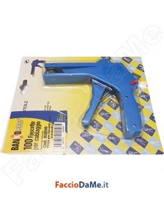 Pinza Automatica per Serraggio Fascette in Nylon da 2,2 mm a 4,8 mm di Larghezza