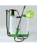 Pompa a Pressione a Spalla per Irrorazione Piante 16 litri Tommy Verdelook 909-4