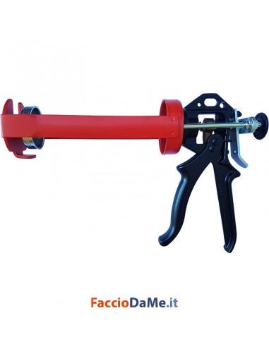 Pistola per Cartuccia Chimica Fissaggio Chimico 380 ml Eurochimica 10065