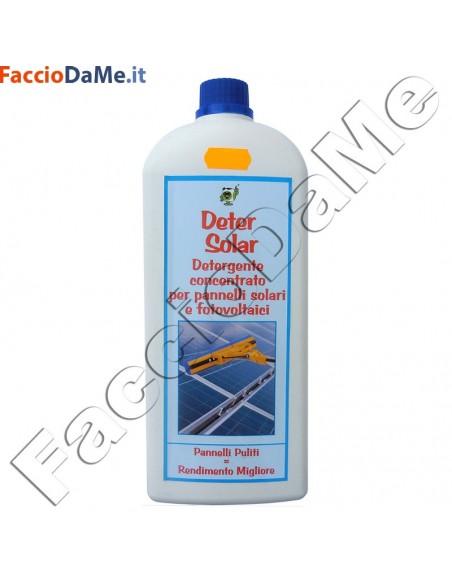 Detergente per Pannelli Solari e Fotovoltaici Deter Solar Chemical Roadmaster Italia - SPEDIZIONE GRATUITA