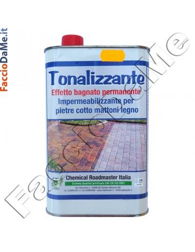 Tonalizzante Effetto Bagnato Permanente Pietre Cotto Legno Chemical Roadmaster Italia - SPEDIZIONE GRATUITA