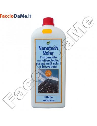 Trattamento per Pannelli Solari Fotovoltaici Nanotech Solar Chemical Roadmaster Italia - SPEDIZIONE GRATUITA