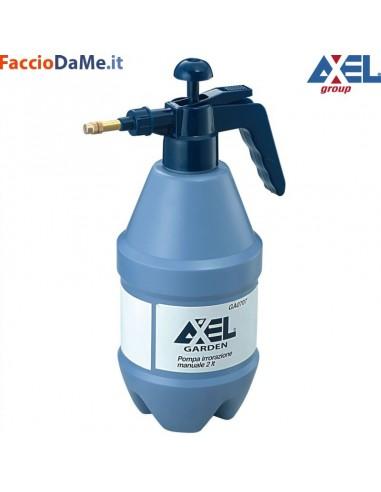 Pompa Irrorazione Vaporizzatore Erogazione a Pressione Spray 2 litri Axel GA0707