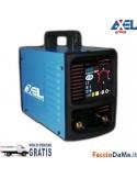 Saldatrice ad Inverter Corse 130 Axel MT8125 Potenza 90Amp + Kit Accessori - SPEDIZIONE GRATUITA