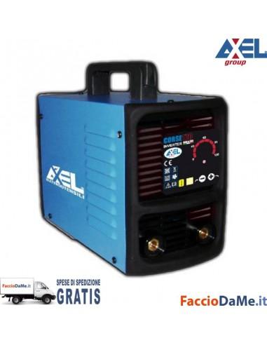 Saldatrice ad Inverter Corse 170 Axel MT8165 Potenza 140amp + Kit Accessori - SPEDIZIONE GRATUITA